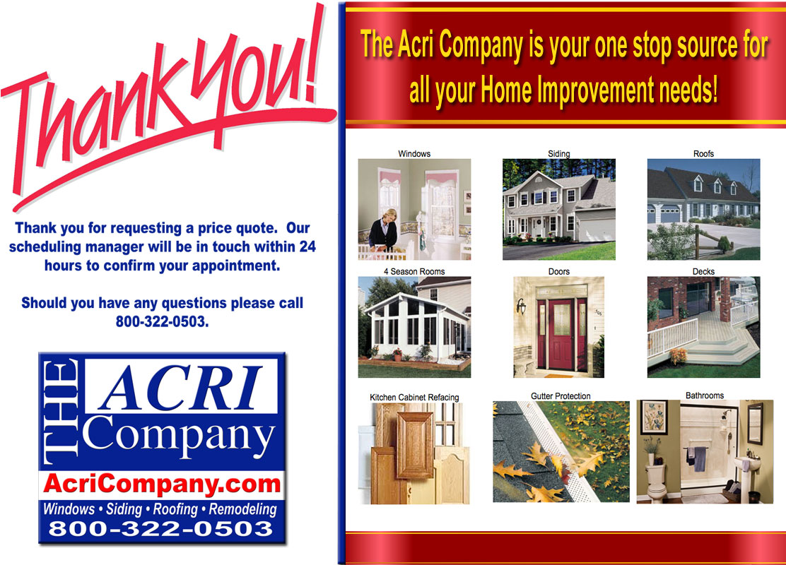Acri Windows And Siding
